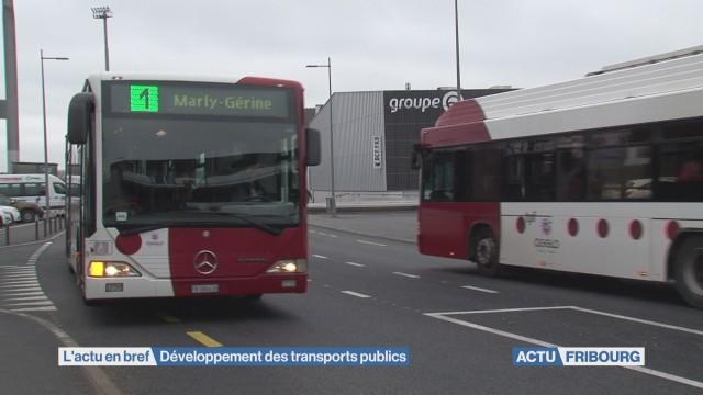Développement des transports publics
