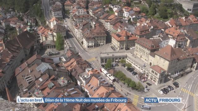 Bilan de la 11ème Nuit des musées de Fribourg