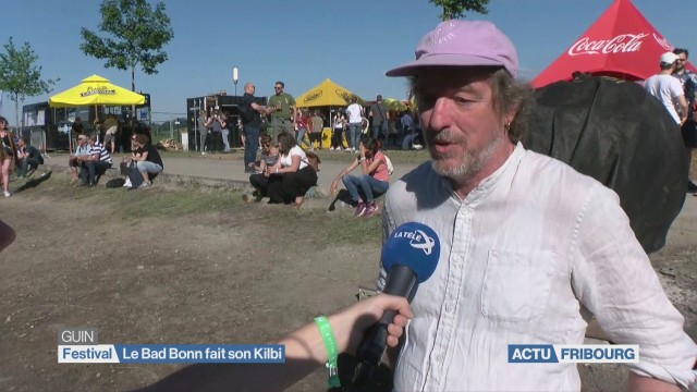Le Bad Bonn fait son Kilbi