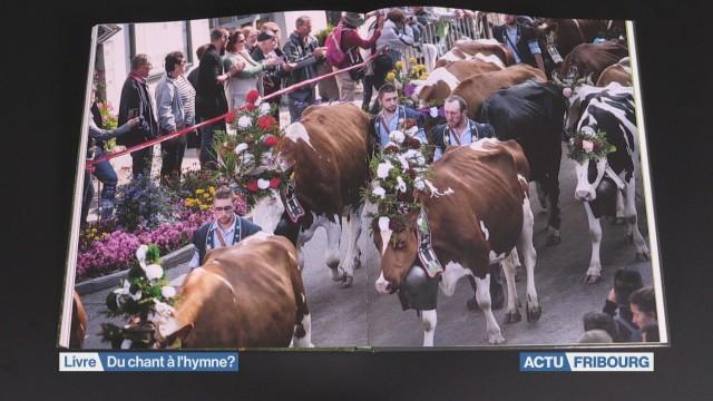 Un livre pour le Ranz des vaches