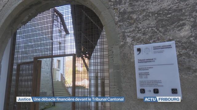 Justice: procès en appel du Fonds de prévoyance ACSMS