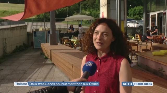 Deux week-ends, un marathon aux Osses!