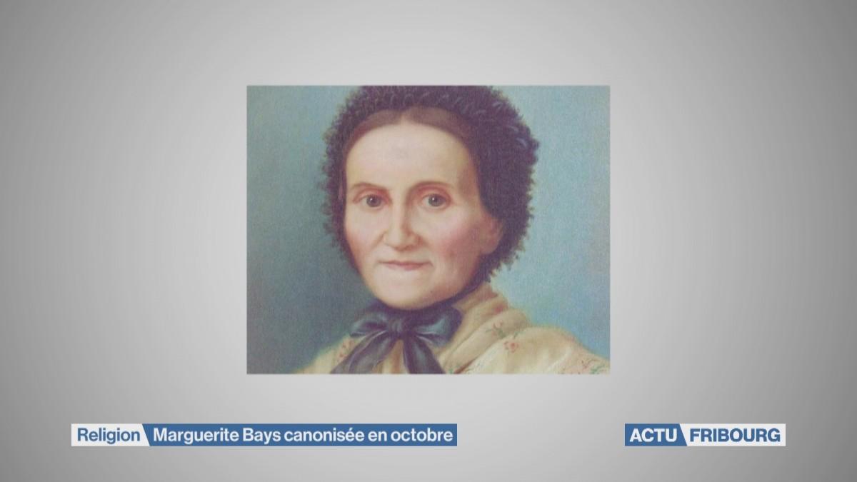 Canonisation de Marguerite Bays le 13 octobre