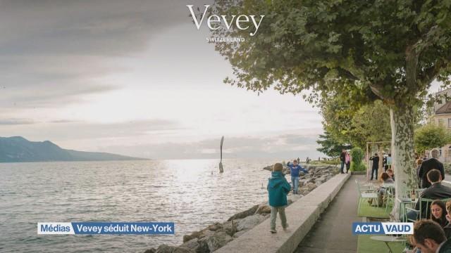 Vevey séduit le New-York Times