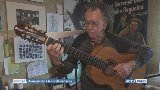 José Barrense-Dias: musicien brésilien à la corde sensible