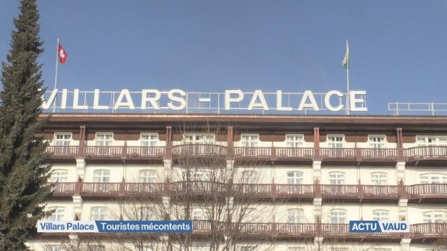 Villars Palace sous le feu des critiques