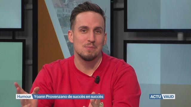 Yoann Provenzano de succès en succès