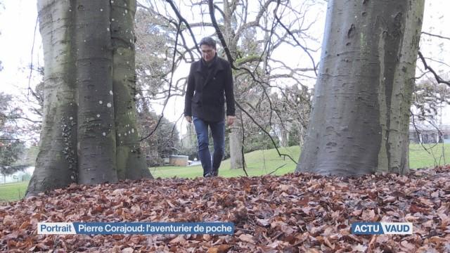 Pierre Corajoud: l'aventurier de poche