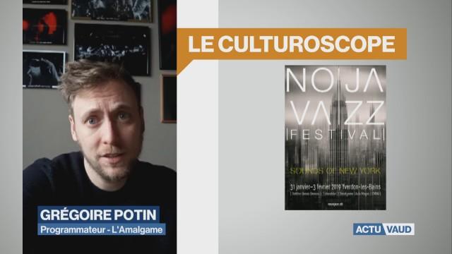 Le culturoscope vaudois du 31 janvier 2019