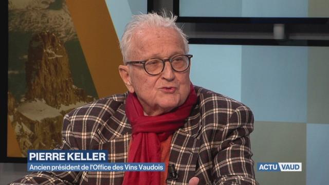 Pierre Keller: entre l'art et le vin