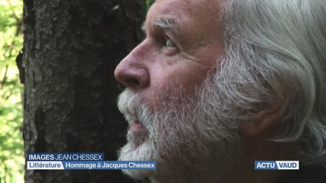 Les mots de Jacques Chessex résonne de Lausanne à Ropraz.