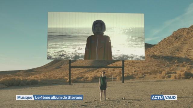 Le 4ème album de Stevans