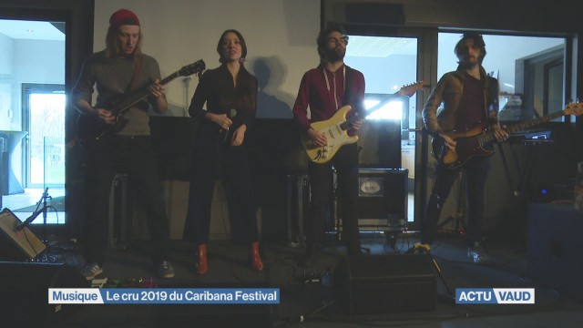 Le cru 2019 du Caribana Festival