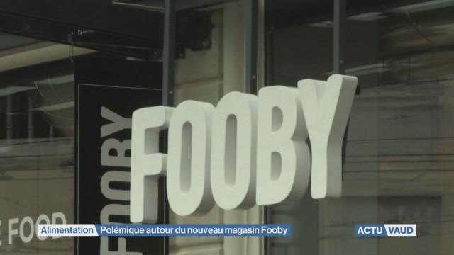 Fooby: le petit dernier de Coop