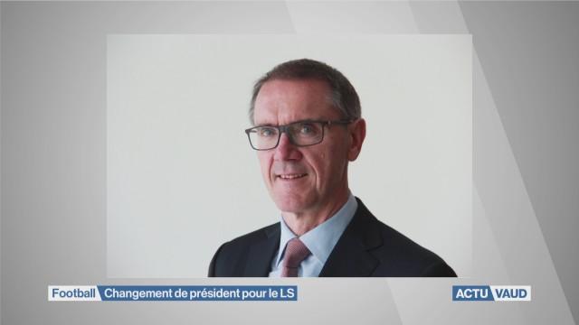 Nouveau président à la tête du LS