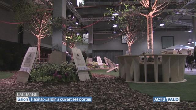 Habitat-Jardin a ouvert ses portes