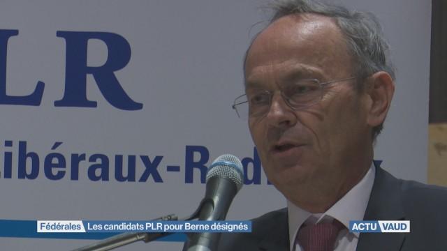 Fédérales: le PLR et les Verts lancent leurs candidats