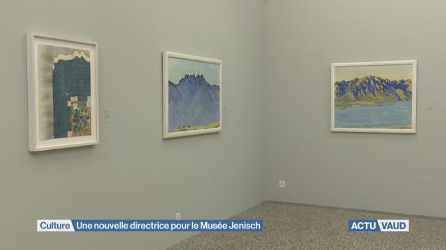 Nathalie Chaix nouvelle directrice du Musée Jenisch