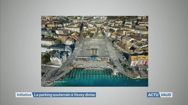 Initiative pour un parking souterrain à Vevey