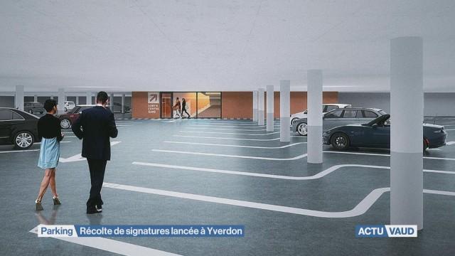 Place d'Armes : récolte de signatures lancée à Yverdon