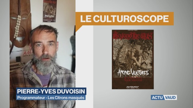 Le Culturoscope vaudois du week-end