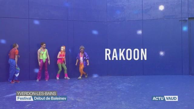 La 27ème édition de Baleinev débute ce soir