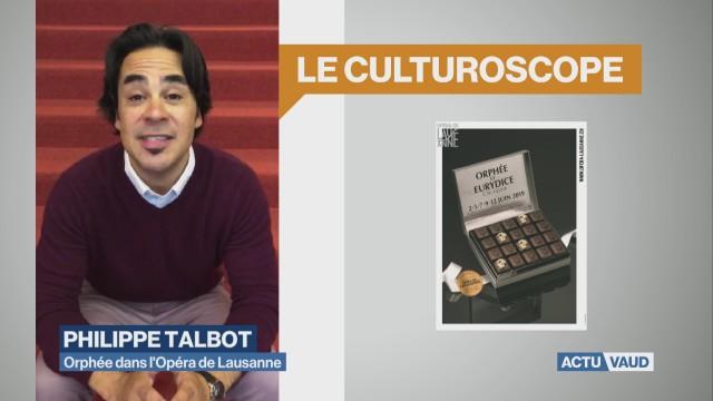 Chanson et opéra au menu du Culturoscope