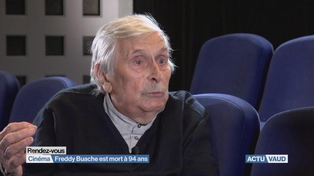 La mort de Freddy Buache