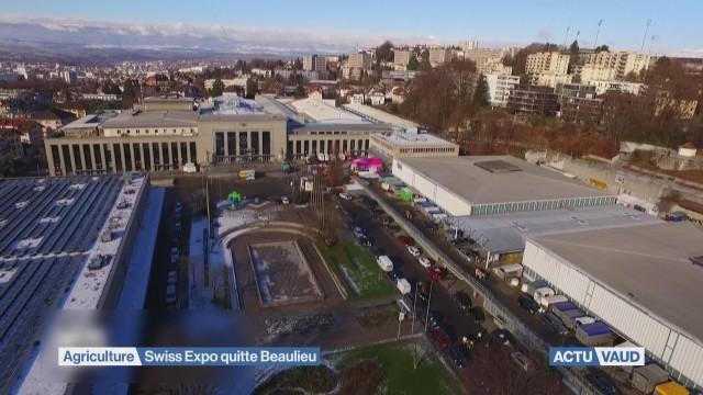 Swiss Expo quitte Beaulieu pour Genève