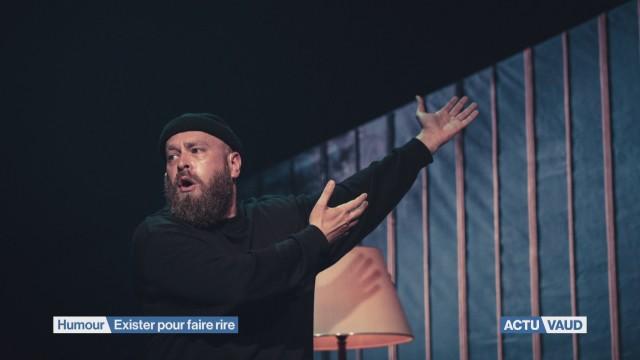 Yann Marguet présente son premier one-man show
