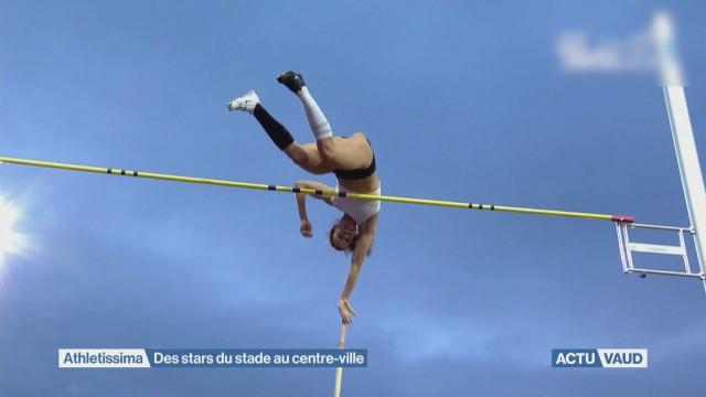 Athletissima: 49 médaillés olympiques à Lausanne