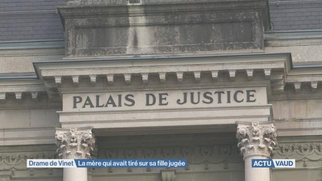 Drame de Vinet: le procès a démarré