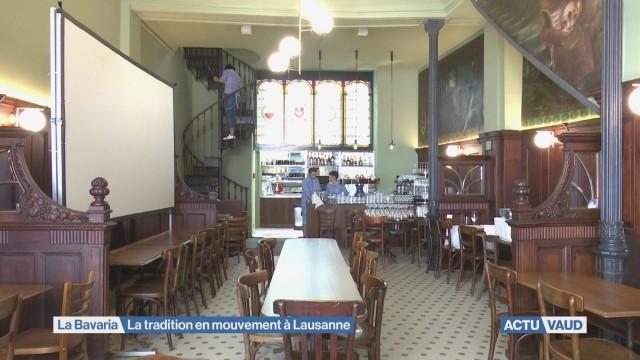 La Bavaria : comment rénover un bâtiment protégé ?