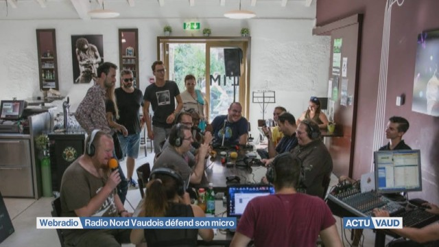 Radio Nord Vaudois défend son micro