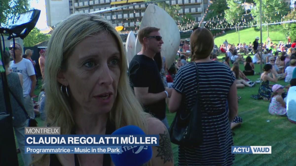 Le Montreux Jazz Festival ouvre ses portes