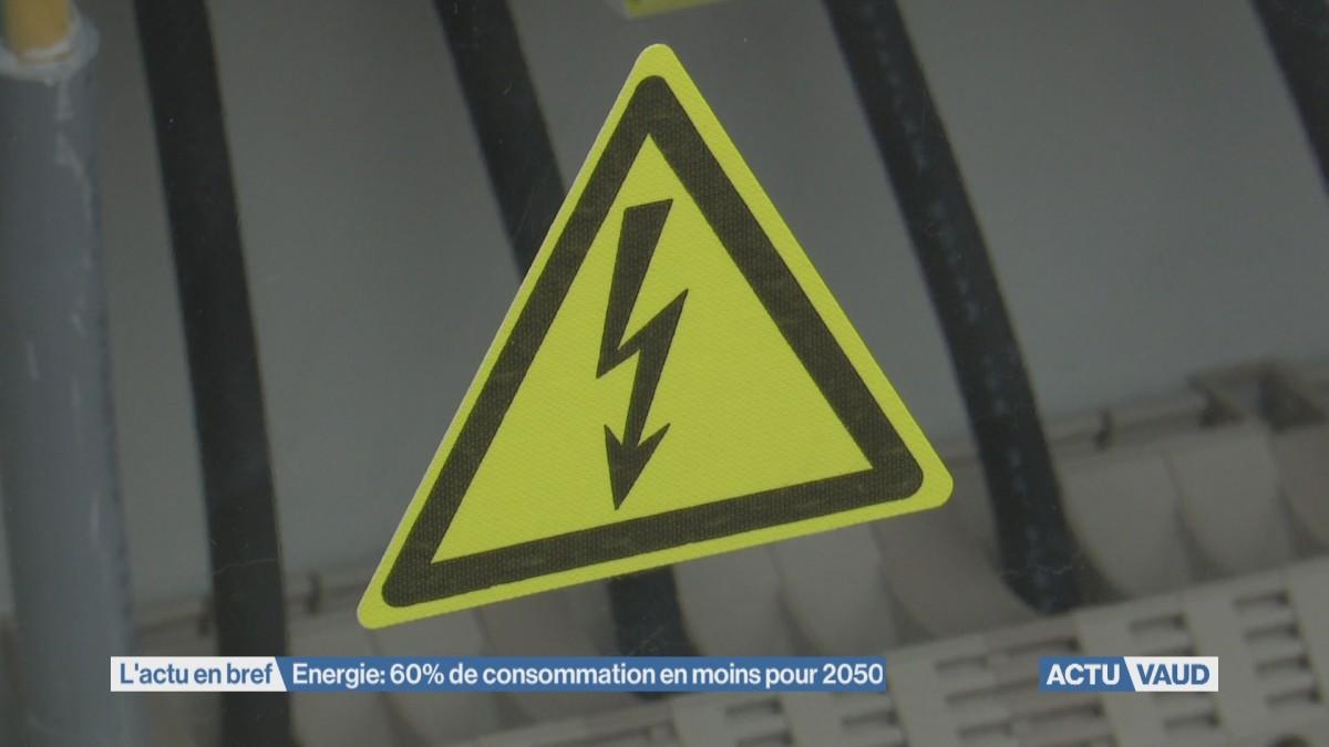 Vaud veut réduire de 60% notre consommation d'énergie