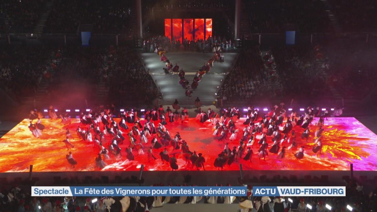 FeVi 2019 : Le public ravi par le spectacle