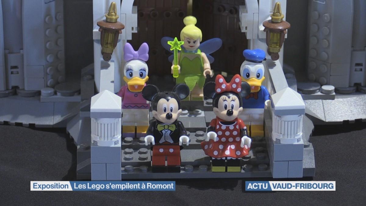 Les Lego débarquent à Romont
