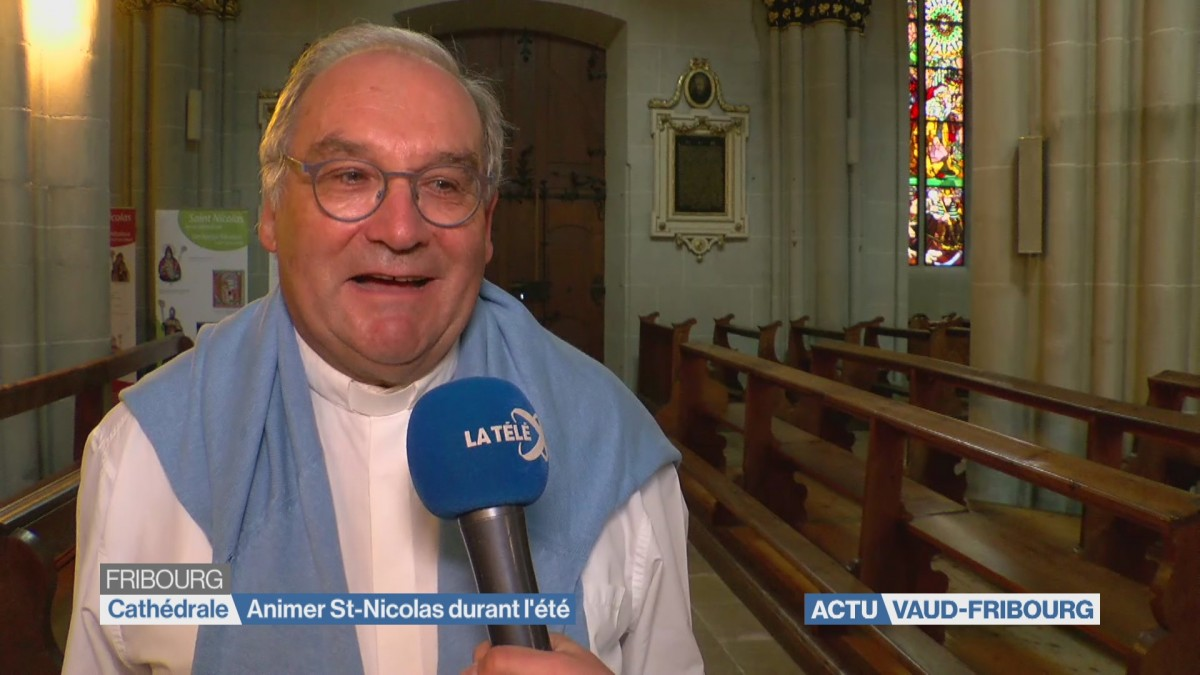 Les activités d'été de la cathédrale St-Nicolas