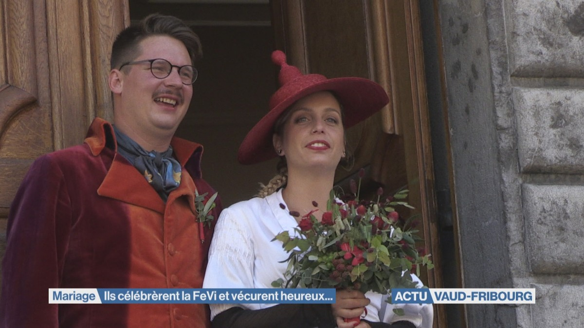 Ils se marièrent à la FeVi