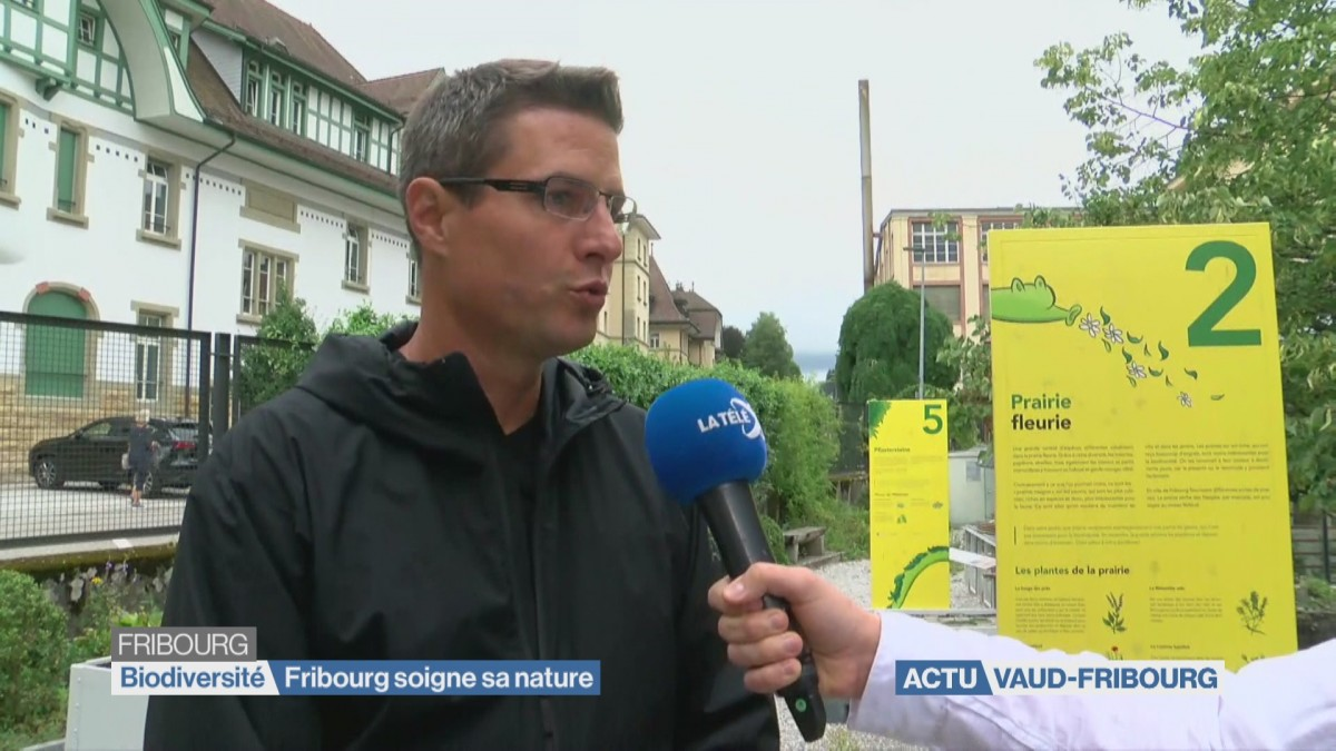 Fribourg soigne sa nature