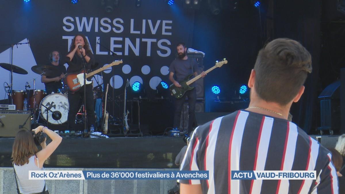 Plus de 36'000 festivaliers à Avenches