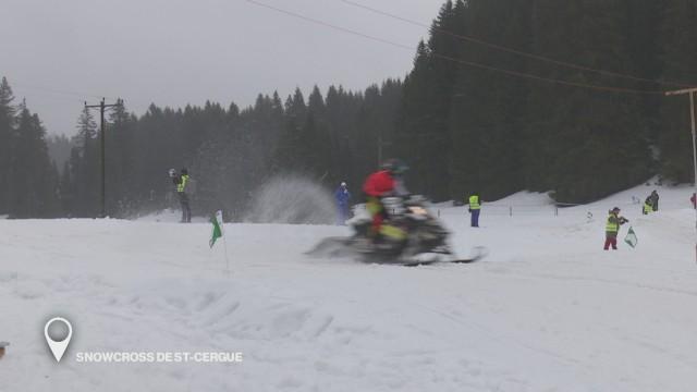 Snowcross de St-Cergue