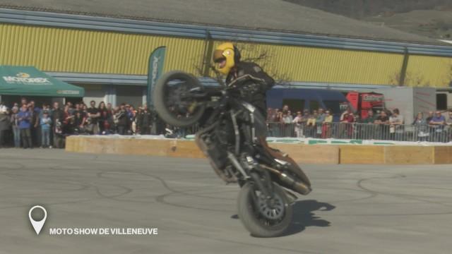 Moto Show de Villeneuve