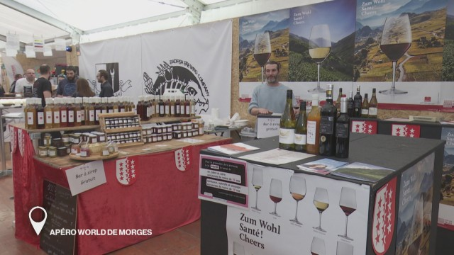 Apéro World de Morges