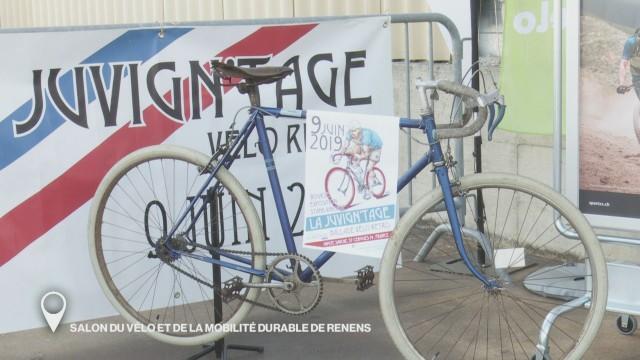 Salon du vélo et de la mobilité durable de Renens