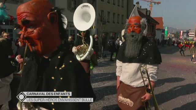 Carnaval des enfants de Bulle