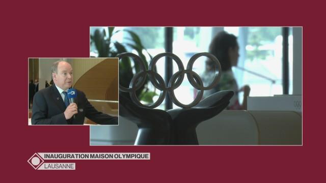 Inauguration de la Maison Olympique - Partie 4