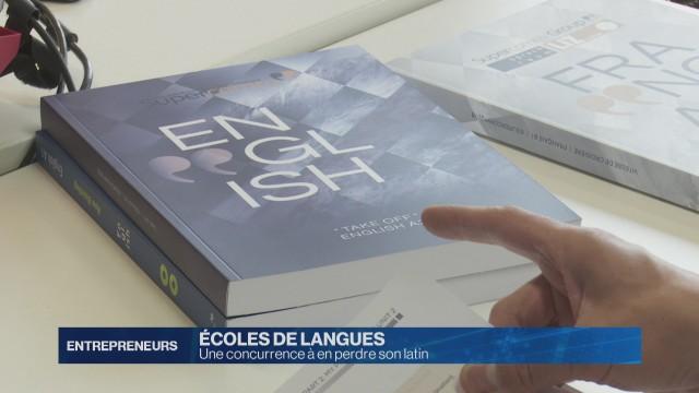 Ecoles de langues: une concurrence à en perdre son latin