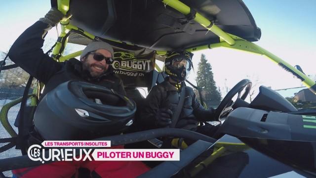 Piloter un buggy
